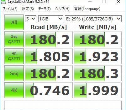 デスクトップPCのデータHDDを交換