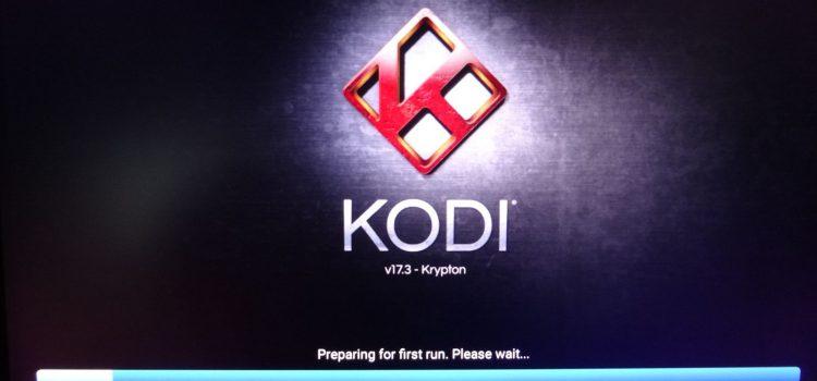 Fire TV Stick のKODIを最新版に更新