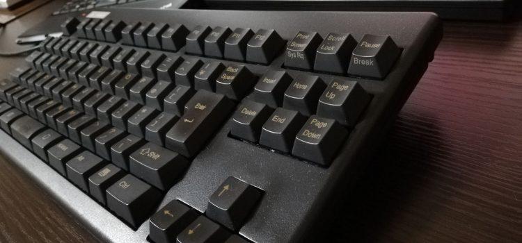 安くても打鍵感の良いキーボード